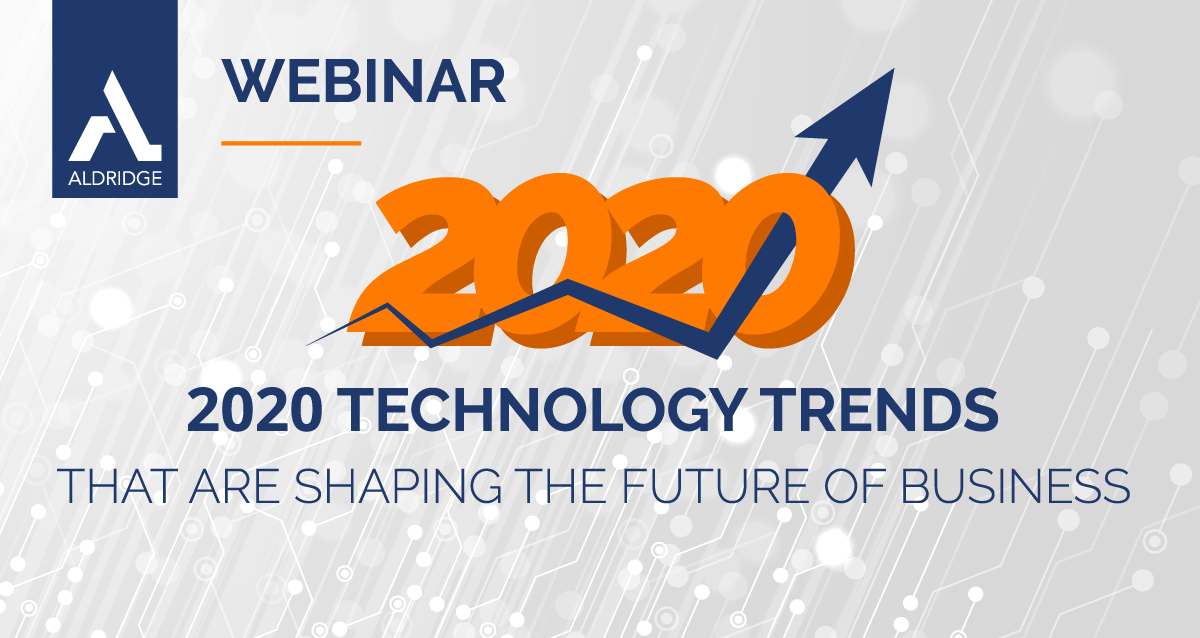 2020 Technology Trends